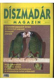 Díszmadár magazin 2001. év (teljes) - Régikönyvek