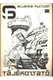 Science Fiction Tájékoztató 1985. május - Régikönyvek