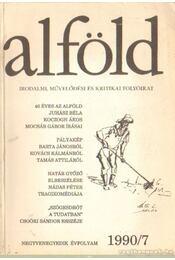 Alföld 1990/7. - Régikönyvek