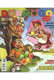 Dörmögő Dömötör 2003/8 - Régikönyvek