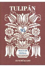 Tulipán - Régikönyvek