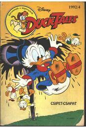 Duck Tales 1992/4 - Régikönyvek