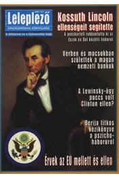Leleplező 2001. III/1. - Régikönyvek