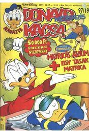 Donald Kacsa 1997/19 - Régikönyvek