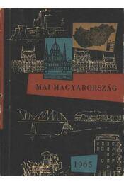 Mai Magyarország 1965 - Régikönyvek