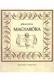 Magyaróra - Régikönyvek