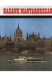 Hazánk, Magyarország - Régikönyvek