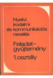 Nyelvi, irodalmi és kommunikációs nevelés - Régikönyvek