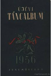 Újévi táncalbum 1956. - Régikönyvek