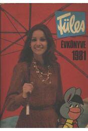 Füles évkönyve 1981 - Régikönyvek