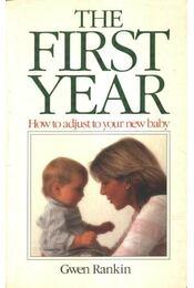The first year - Régikönyvek
