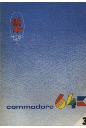 Commodore 64 III. kötet - Régikönyvek