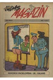 Új Ludas Magazin 1990. május - Régikönyvek