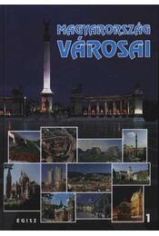 Magyarország városai I-II. - Régikönyvek