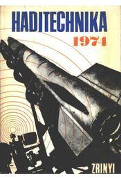 Haditechnika 1974. - Régikönyvek