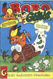 Bobo és Góliát 1994/4 július-augusztus 13. szám - Régikönyvek