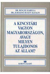 A kincstári vagyon Magyarországon, avagy milyen tulajdonos az állam? - Régikönyvek