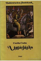 A tatárjárás - Régikönyvek