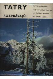 Tatry rozprávajú - Régikönyvek