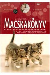 Macskakönyv - Géczi Zoltán - Régikönyvek