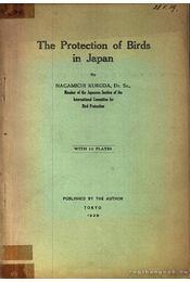 The Protection of Birds in Japan (Madarak védelme Japánban) - Régikönyvek