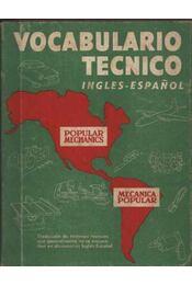 Vocabulario technico - Régikönyvek