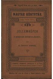 Jellemképek a magyar zenevilágból - Régikönyvek