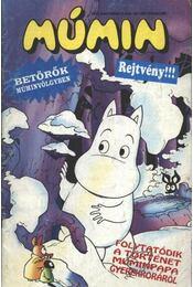 Múmin 1994/1. - Régikönyvek