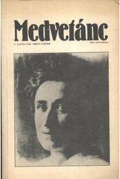 Medvetánc 1982/2-3. szám - Régikönyvek