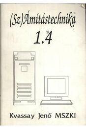 (Sz)Ámítástechnika 1.94 - Régikönyvek