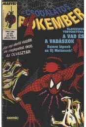 A csodálatos pókember 1996/7. július 86. szám - Régikönyvek
