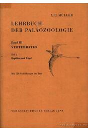 Lehrbuch der Paläozoologie - Régikönyvek