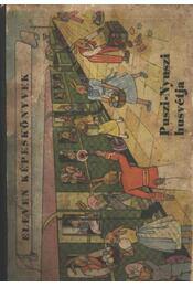 Puszi-Nyuszi husvétja - Régikönyvek