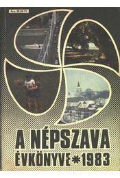 A Népszava évkönyve 1983 - Régikönyvek