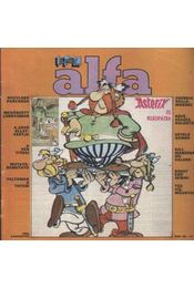 Alfa 1985. augusztus - Régikönyvek