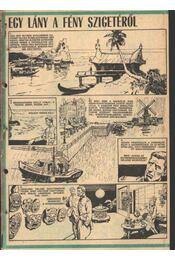 Egy lány a fény szigetéről 1981. (8-21. szám 14. rész) - Régikönyvek