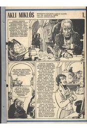 Akli Miklós (Füles 1985. 47-86 szám 1-14 rész) - Régikönyvek
