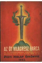 Pesti Hirlap évkönyve 1943 - Régikönyvek