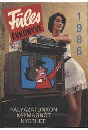 Füles Évkönyve 1986. - Régikönyvek