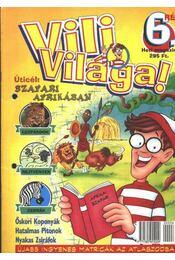 Vili világa 6. - Régikönyvek