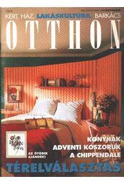 Otthon 1996/november VIII. évfolyam - Régikönyvek