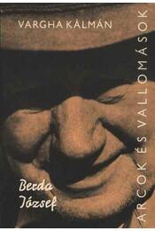 Berda József - Régikönyvek