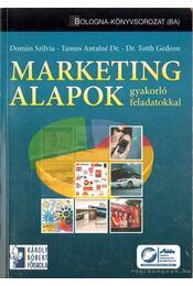 Marketing alapok - Régikönyvek