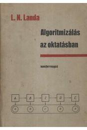 Algoritmizálás az oktatásban - Régikönyvek