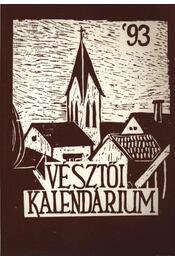 Vésztői Kalendárium '93. - Régikönyvek