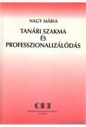 Tanári szakma és professzionalizálódás - Régikönyvek