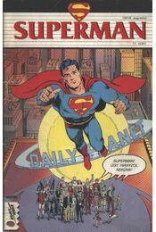 Superman 1991/8. augusztus 11. szám - Régikönyvek