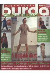 Burda 2000/2. sz. - Régikönyvek