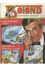 Botond képregény magazin 3 - Régikönyvek