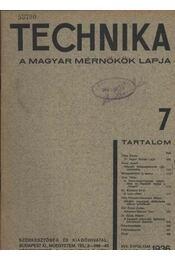 Technika 7. - Régikönyvek